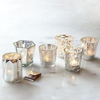 Mercury Votive Holders | west elm