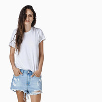 Women's Hangover Shorts (Med Blue)