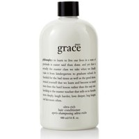 pure grace | ultra-rich hair conditioner | philosophy