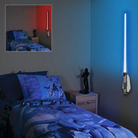 R/C Star Wars Lightsaber Room Light - Construct your very own lightsaber room light with remote control - LatestBuy Australia