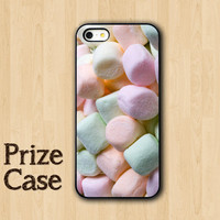 Mashmellow iPhone Case, Dessert Case Samsung Galaxy S4, iPhone 5 Case, iPhone 5S, iPhone 5C, Personalized Covers, Sweet Bakery, Pastel Case