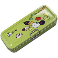 MAMESHIBA / Edamame Animal Aluminum Pencil Case
