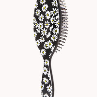 Daisy Darling Paddle Brush