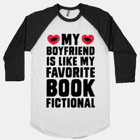 My Boyfriend is Like My Favorite Book, Fictional
