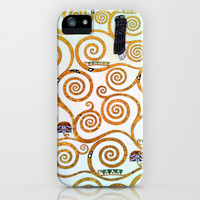 Gustav Klimt Tree of Life  iPhone & iPod Case by BeautifulHomes