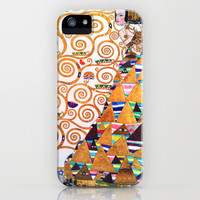 Love & Expectation - Gustav Klimt iPhone & iPod Case by BeautifulHomes