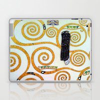 Gustav Klimt Tree of Life  Laptop & iPad Skin by BeautifulHomes