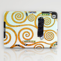 Gustav Klimt Tree of Life  iPad Case by BeautifulHomes