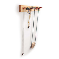 Kikkerland Design Inc » Products » Pack Rack Jewelry Holder