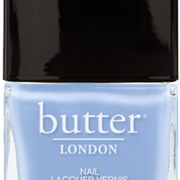 Periwinkle Blue Creme Nail Polish - Sprog : butter LONDON