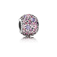 Pandora Multi Colored Pave Lights Charm