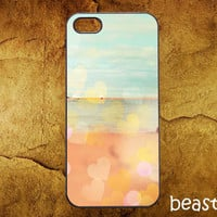 Fairy Light Beach - Accessories,Case,Samsung Galaxy S2/S3/S4,iPhone 4/4S,iPhone 5/5S/5C,Rubber Case - OD24012014 - 15