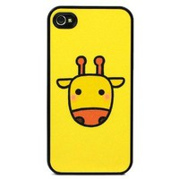 Cute Cartoon Animals Phone Shell Case for Iphone4/4s