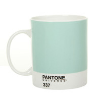 Mint Green Bone China Mug - 337 from Pantone