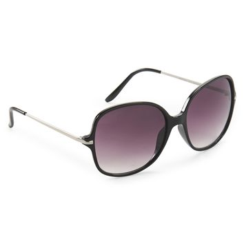 Aeropostale Womens Round Butterfly Sunglasses -