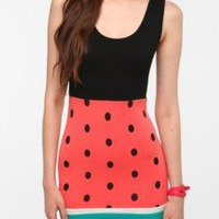 UrbanOutfitters.com > Reverse Knit Watermelon Dress