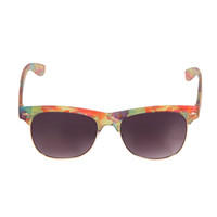Floral Top Shelf Sunnies