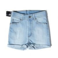 SHORT SKIN SHORTS - CHEAP MONDAY - WOMEN'S