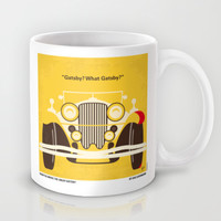 No206 My The Great Gatsby minimal movie poster Mug by Chungkong