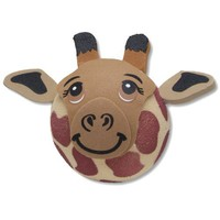Giraffe Animal Print Antenna Topper / Antenna Ball