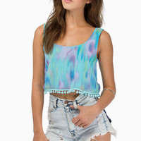 Sun Kissed Crop Top $26