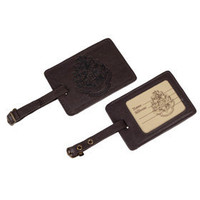 Hogwarts Express Faux-Leather Luggage Tag | Universal Studios Merchandise