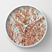 In Heaven Wall Clock by RDelean