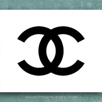 Chanel Print, Chanel Poster, Coco Chanel, Chanel art wall, home decor, Chanel wall decor, 8x10, 11x14, 13x19, 16x20, 17x22