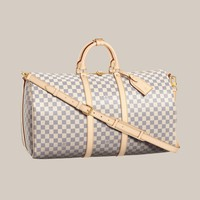 Keepall Bandoulière 55 - Louis Vuitton - LOUISVUITTON.COM