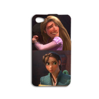 Disney Tangled Phone Case Cute iPod Case Funny Phone Case Rapunzel iPhone Case iPhone 4 iPhone 5 iPhone 4s iPhone 5s iPod 4 Case iPod 5 Case