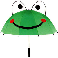Frog Umbrella for Children
