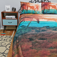 Essenza Summer Double Duvet Cover Set - Urban Outfitters