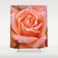 A Time to Bloom... Shower Curtain by Lisa Argyropoulos