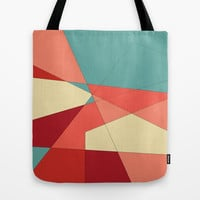 Strawberry Tote Bag by DuckyB (Brandi)
