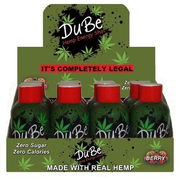 Dube Hemp Energy Shot