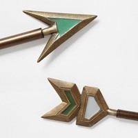 Magical Thinking Arrow Finial - Set Of 2 - Urban Outfitters
