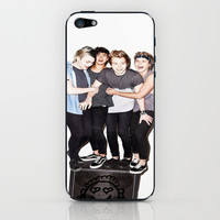 5sos slsp cover iPhone & iPod Skin by kikabarros