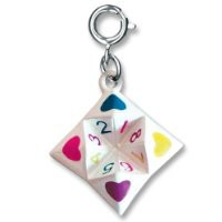 "CHARM IT! ""Origami"" Fortune Teller Charm [Jewelry]"