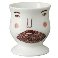 ReForm School: Beardy Man Egg Cup