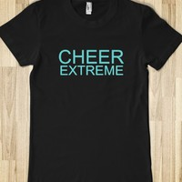 CHEER EXTREME JUNIORS FITTED TEE