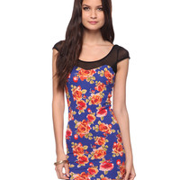 Blooming Bodycon Dress | FOREVER21 - 2008584811