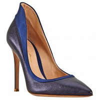 Gianvito Rossi - Navy Pump | Just One Eye