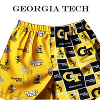 Georgia Tech Boxers For Boys, Briefs, Underwear, Shorts