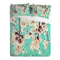 Lisa Argyropoulos Spring Showers Sheet Set