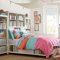 Beadboard Nantucket Bedroom