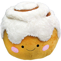 Squishable Cinnamon Bun - squishable.com