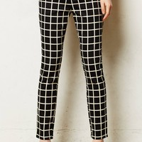 Checkerboard Trousers