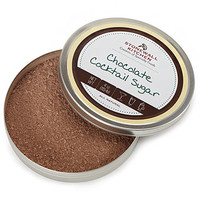 Chocolate Cocktail Sugar | Serving | Stonewall Kitchen - Specialty Foods, Gifts, Gift Baskets, Kitchenware and Kitchen Accessories, Tableware, Home and Garden Décor and Accessories