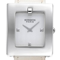 Hermes BE1.210 Convertible Strap Watch, 8/10 Condition