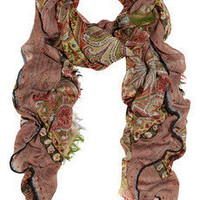 Etro|Paisley-print cashmere scarf|NET-A-PORTER.COM